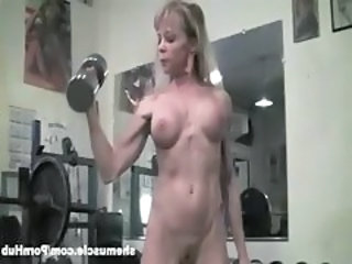 Muscled Sport Gym Vagina
