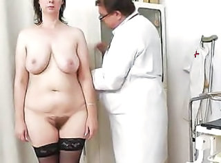 Doctor Hairy Mature Older Gyno Housewife