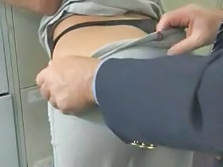 Ass Office Panty