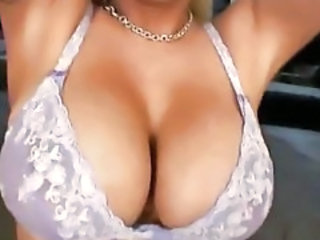 Big Tits European  Pornstar