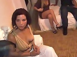 European Groupsex Interracial  Orgy