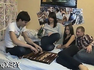 Amateur Groupsex Orgy Russian Student Teen