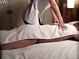 Amazing HiddenCam Massage