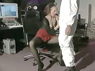 Amateur Blowjob European Stockings