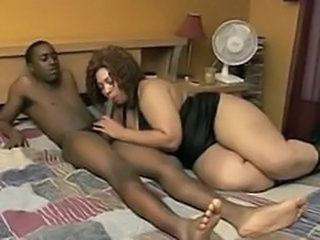 Blowjob Chubby Ebony Mom