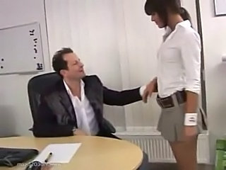 Anal Cute Office Small Tits Teen