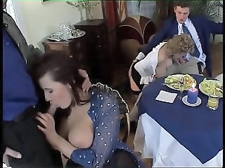 Big Tits Blowjob Clothed Groupsex  Swingers Orgy European