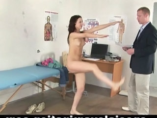 Doctor European Teen Gyno