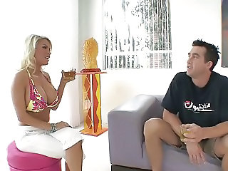 Amazing Big Tits European  Wife