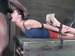 Bondage Deepthroat European Hardcore Teen