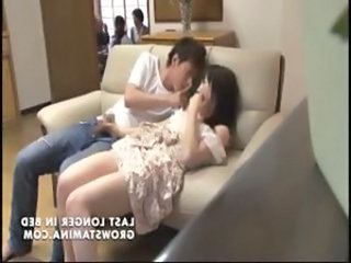 Asian Handjob Japanese Wife Sister