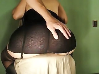 Ass Chubby Family Lingerie  Stockings