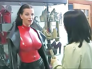 Fetish Latex  Interview Rubber