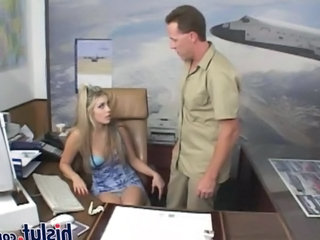 Babe Office Secretary