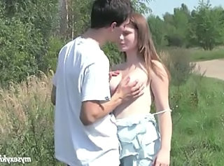 Girlfriend Outdoor Teen