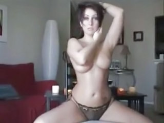 Amateur Homemade  Panty Stripper Striptease