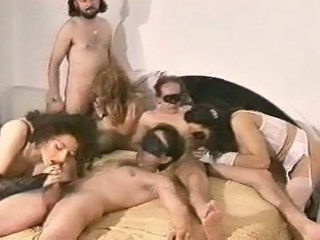 Blowjob Groupsex Older Orgy Swingers Wife