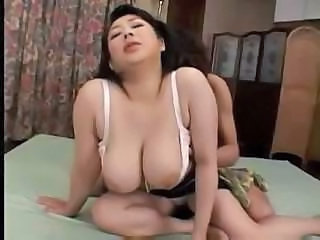 Asian Big Tits Japanese  Mom Natural Old and Young Hooker