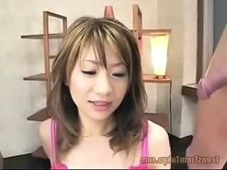 Asian Cumshot Teen