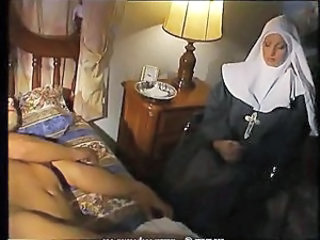 Nun Sleeping Uniform Vintage
