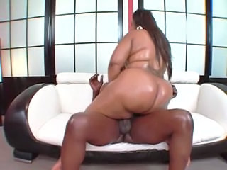 Ass  Ebony Hardcore  Oiled Riding