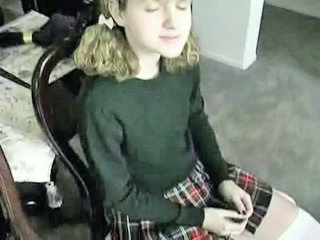 Casting Pigtail Student Teen