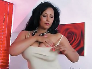 Big Tits European  Stripper