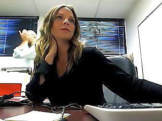 European Office Secretary Teen