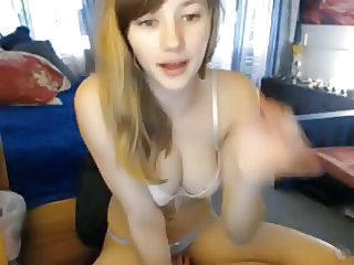 Cute European Teen Webcam