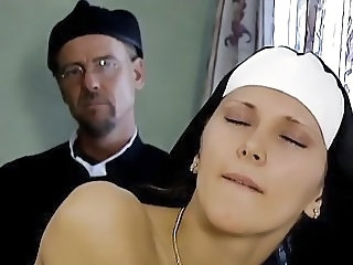 Babe European German Nun Teen