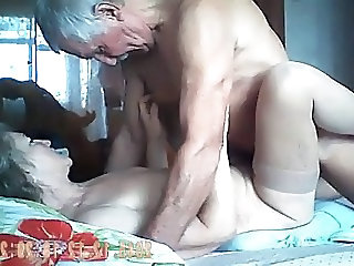 Amateur European Granny