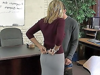 Ass School Teacher