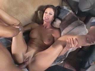 European Hardcore Shaved Wife Spreading