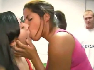 Amateur Kissing Student Teen College