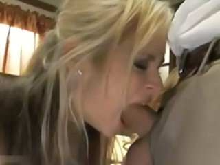 Blowjob Bondage Facial European