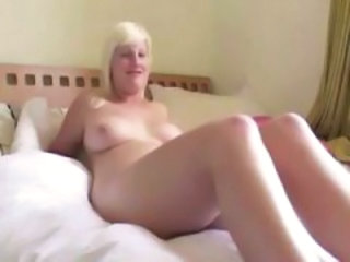 Big Tits Blonde Chubby European Mature Boobs