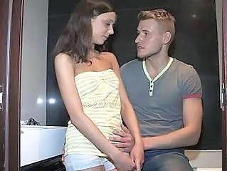 Cash Cuckold European Teen