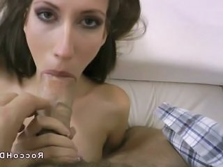 Anal Blowjob Brunette Facial European  Skinny Huge