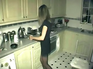 British European Kitchen Wife