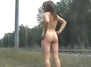 Amateur Ass Nudist Outdoor Public Teen Public