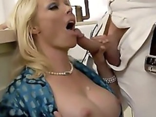 Amazing  Big Tits Cumshot  Swallow Wife