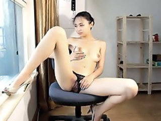 Asian Babe Chinese Cute Solo