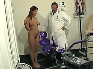 Daddy Doctor Machine Old and Young Teen