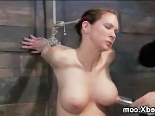 Bdsm Bondage Nipples Huge Brutal