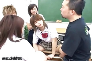 Asian Japanese School Student Teen Uniform Wild