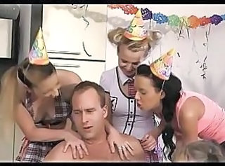 Party Teen Surprise Orgy