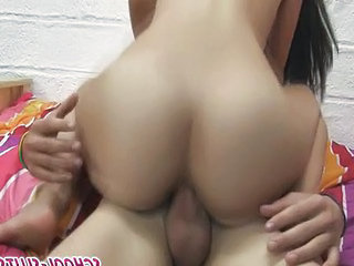 Amateur Ass  Riding Student Teen Dorm