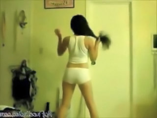 Amateur Dancing Girlfriend Homemade Arab
