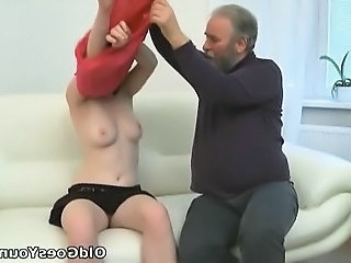 Daddy Daughter Old and Young Teen Boyfriend