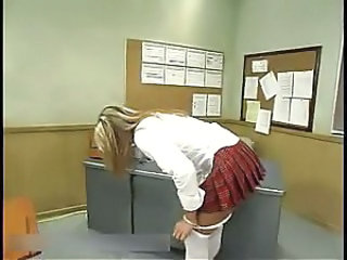 School Student Teen Uniform Schoolgirl
